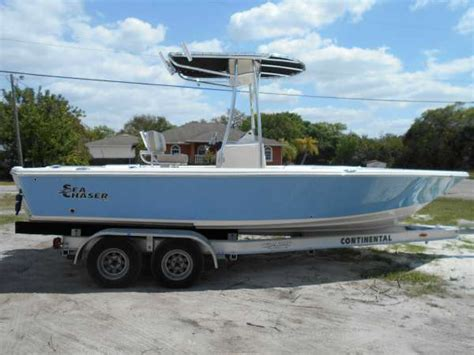sea chaser bay boats for sale sea chaser bay runner boats for sale