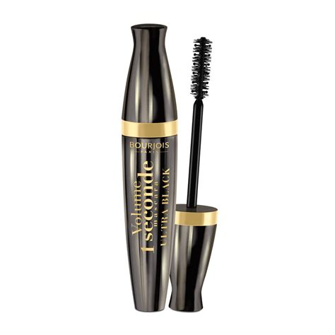 Bourjois Volume Ultra Curl Mascara Expert Review by Bourjois Volume 1 Seconde Mascara Ultra Black 12ml