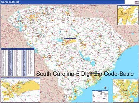 zip code map south carolina south carolina zip code map from onlyglobes com