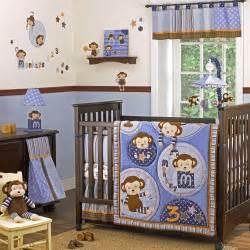 Monkey Nursery Bedding Monkey Themed Nurseries Webby Wonder