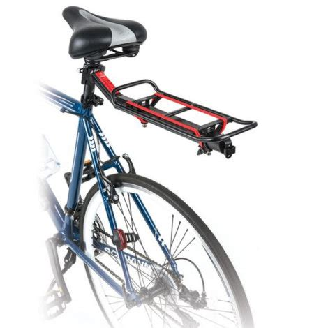 bell sports bike rear cargo rack by bell sports at mills