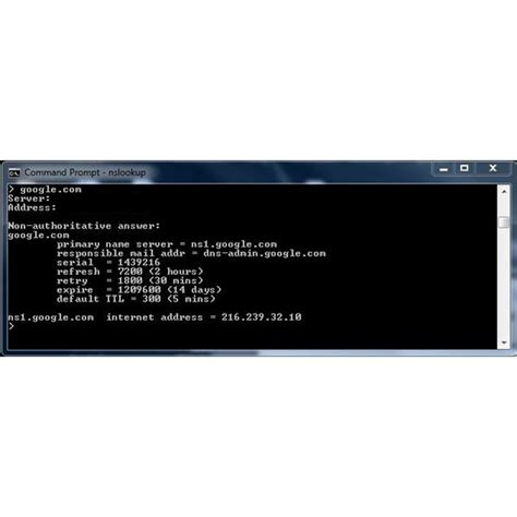 Windows Dns Lookup Dns Lookup Tool For Reading Soa Records In Windows