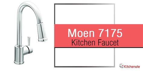 moen level kitchen faucet moen 7175 level pullout kitchen faucet in depth review