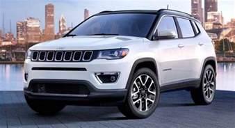 2017 jeep compass drive design interior exterior
