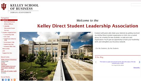 Mba Kelley Direct Indiana by Kelley Direct Mba Ms Programs Kelley Direct