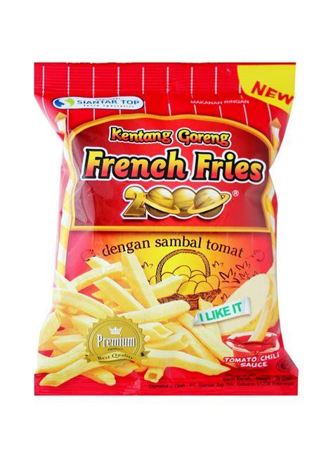 desain kemasan french fries stt french fries 2000 premium pck 28g klikindomaret