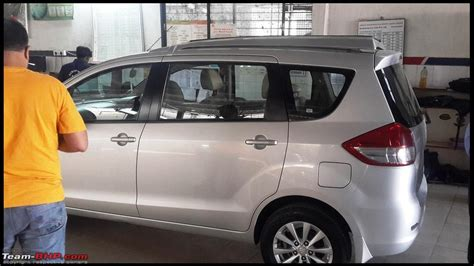 Rack Roof Ertiga team bhp maruti ertiga official review