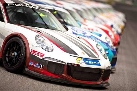 Porsche Carrera Cup by Porsche Carrera Cup Asia Preview Rounds 1 2