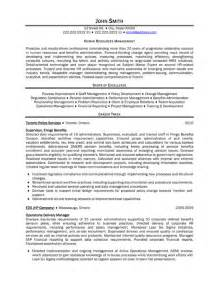 resume format resume template human resources