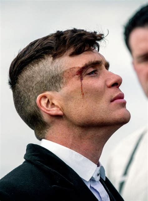 thomas shelby haircut the 25 best peaky blinder haircut ideas on pinterest