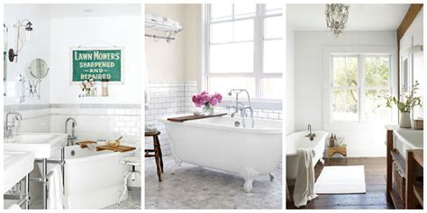 White Bathrooms Pictures by 30 White Bathroom Ideas Decorating With White For Bathrooms