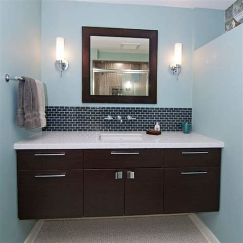 Floating Sink Cabinet by 30 Trends With Floating Bathroom Vanity And Sink Cabinets