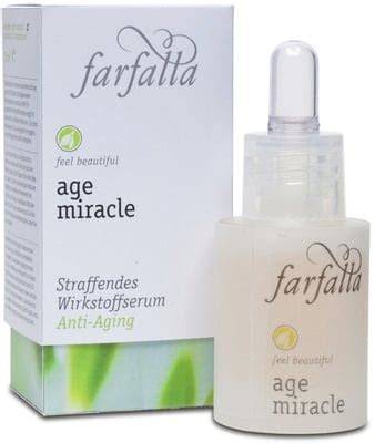 Ponds Age Miracle Serum Review farfalla age miracle lifting serum 15 ml ecco verde