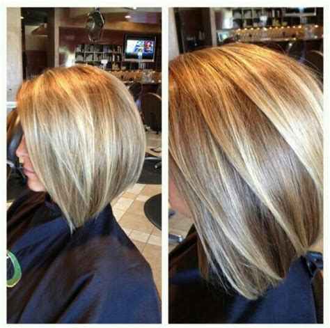 aline bobs and color love this color and cut hair do s pinterest aline