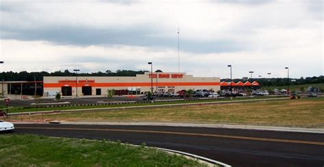 brookhaven home depot site design projects wgk engineers
