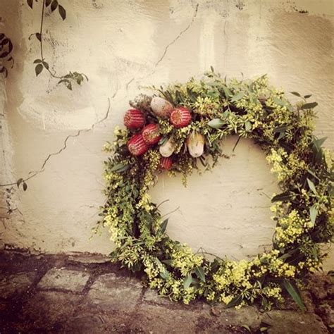 wreaths australia 17 best images about fresh wreaths on