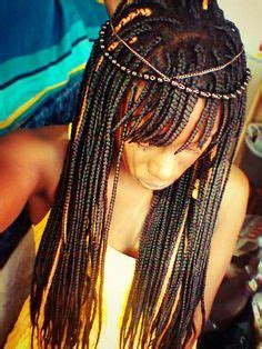how to cut bangs on box braids box braids on pinterest box braids protective styles