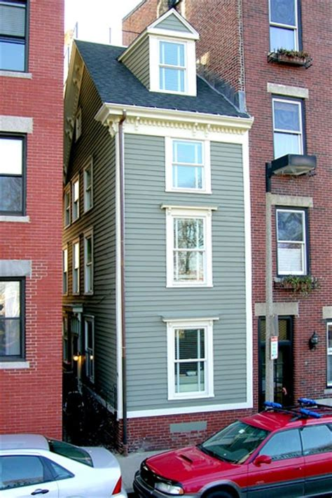 the skinny house boston houses and things pinterest