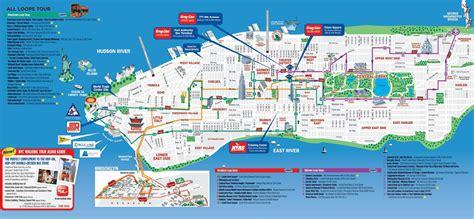 printable walking directions nyc walking tourist map nyc walking map printable new