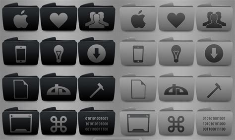 5 11 B E A S T Black Edition by Free Osx Icons 2rmin S Finest Selection Of Cool Stuff