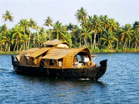 house boat at kollam delux 2 beds houseboat booking for 1 nights in kollam at