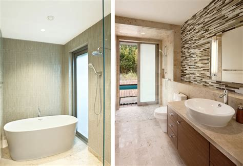 Pool Bathroom Ideas Platinum Level Leed Home With Pool House Modern House