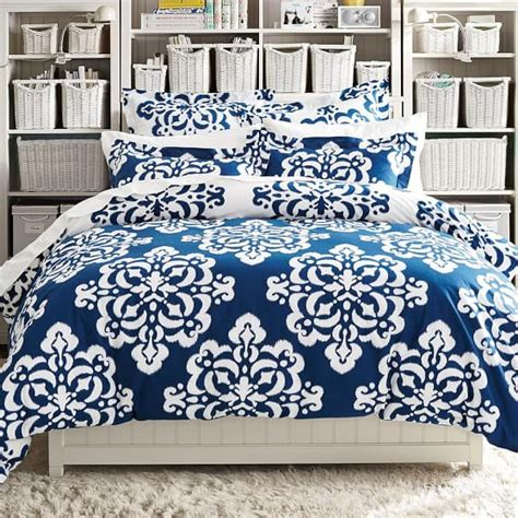 Ikat Quilt Cover by Ikat Medallion Duvet Cover Sham Pbteen