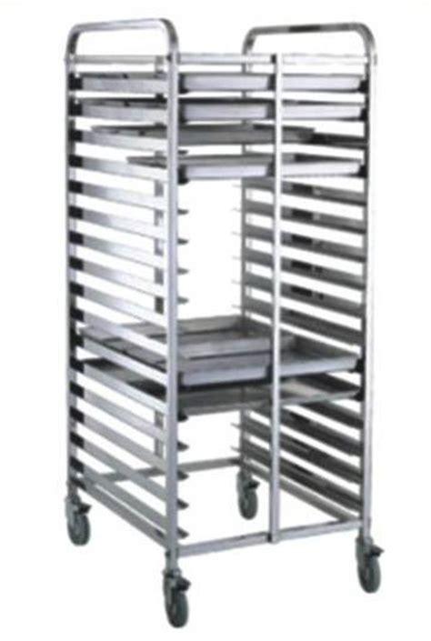 baking tray rack bread baking equipment tray rack stainless steel mobile