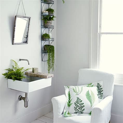 White And Green Bathroom Housetohome Co Uk White And Green Bathroom Ideas