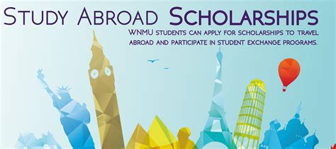 How To Get Scholarship For Studying Mba Abroad by Study Abroad Presentation Western New Mexico