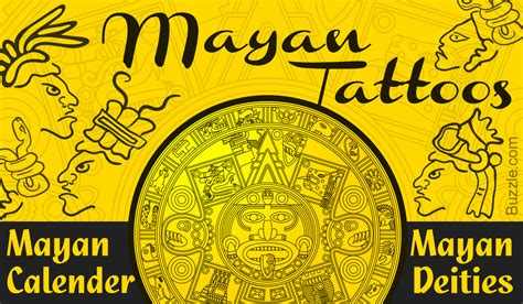 12 mayan tattoo designs that are like nothing you ve seen