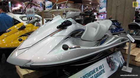 yamaha boats montreal 2013 yamaha wave runner vx cruiser jet ski walkaround