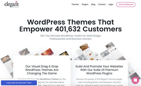 elegant themes facebook 10 design services with great affiliate commissions you