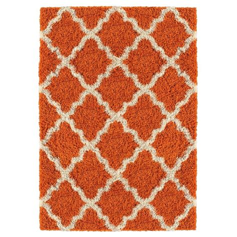 3 X 4 Area Rugs Maxy Home Collection Orange 3 Ft 3 In X 4 Ft 8 In Area Rug Be 2891 3x5 The Home Depot