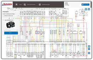 autodata every 7 5 seconds a technician views a wiring diagram