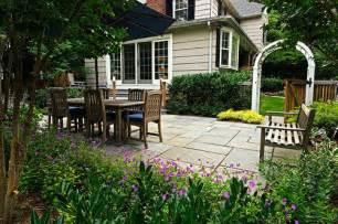 simple concrete patio design ideas