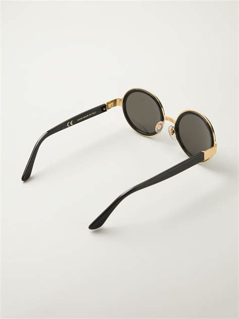 S Retro Sunglasses Black retrosuperfuture santa sunglasses in black lyst