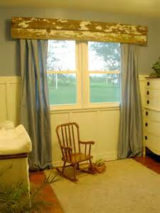 Wood Valances For Windows Decor 25 Diy Window Covering Tutorials Construction
