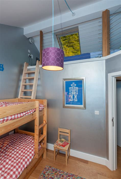 baroque  shaped bunk beds  beach style boston