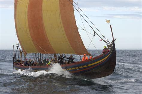 viking longboat excavations sea stallion sails again vikingeskibsmuseet roskilde