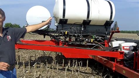 Planter Technology by White Planter Set Up Technology
