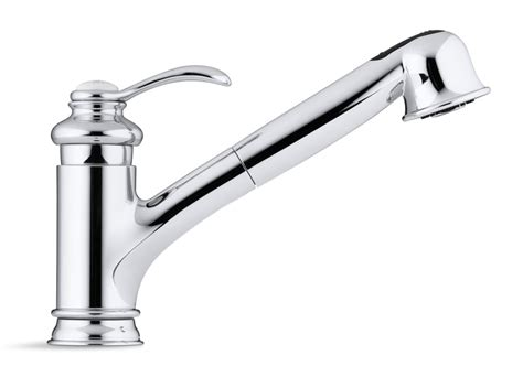 100 kohler fairfax kitchen faucet fairfax single