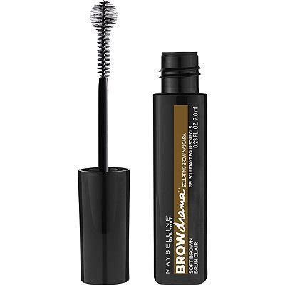 Maybelline Eyebrow Mascara brow drama sculpting brow mascara ulta