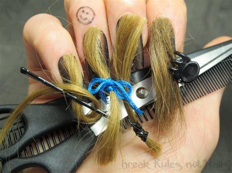 Nail And Hair Design