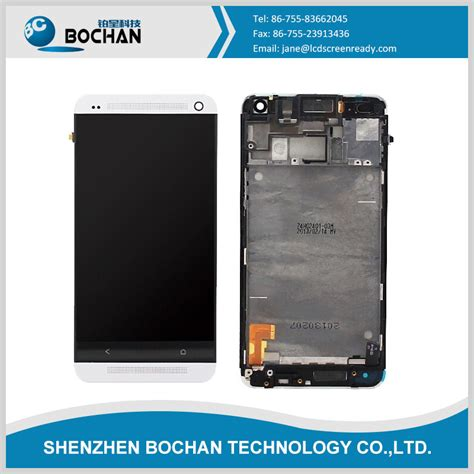 Touch Screen China34 wholesale touch screen and mobile spare parts for htc m7 one lcd digitizer alibaba