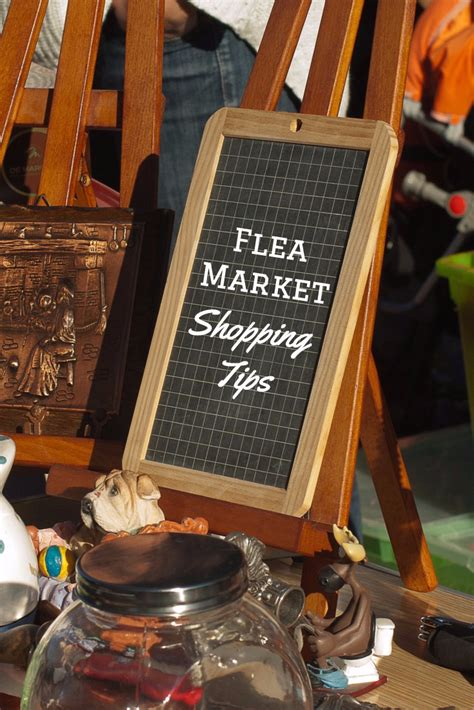 Tips For Flea Market Shopping by Tips For Flea Market Shopping Shopping