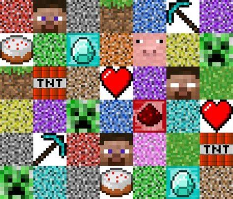 Minecraft Quilt Fabric by Minecraft Fabric So Much