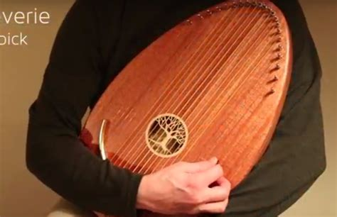 difference  reverie harps musicmakers