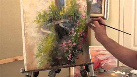 painting new new painting bob ross sakharov wrote balcony flowers