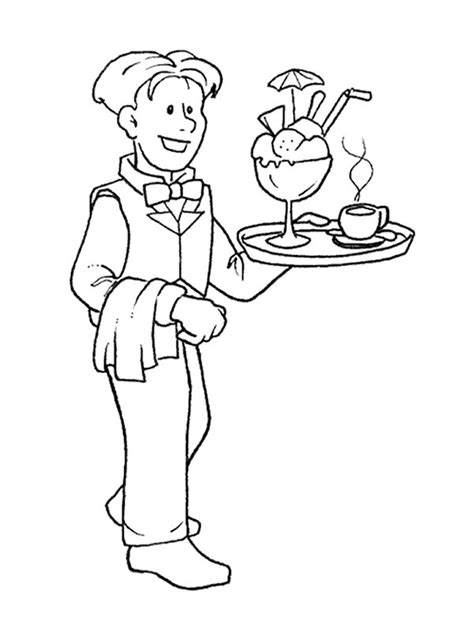 coloring pages of jobs and professions kids n fun com 68 coloring pages of professions